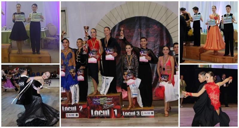 Consurs naţional de dans sportiv la  Arad: CUPA  BALLROOM ediţia a VIII-a  -  2-3 Decembrie