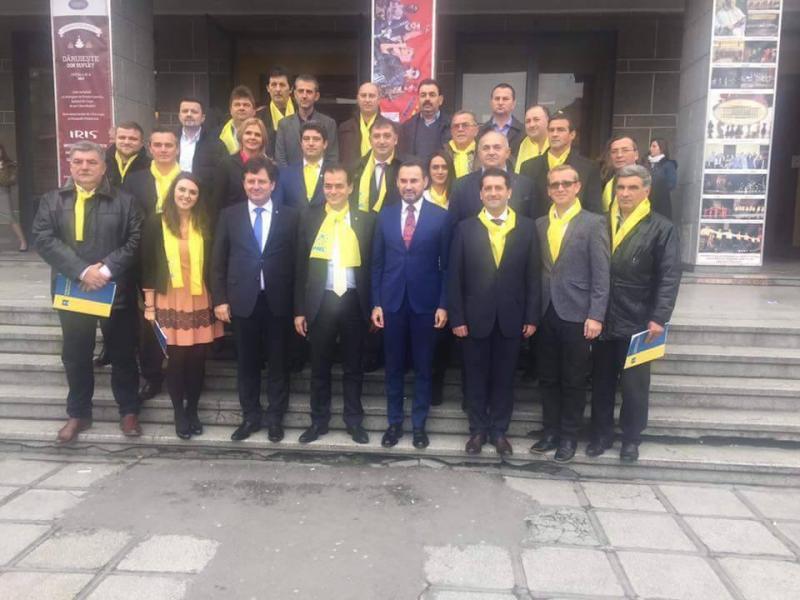Primarul orașului Pecica, Petru Antal a fost ales membru titular în structura de conducere a Ligii Aleşilor Locali ai PNL