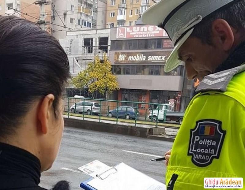 Puterea poliţiştilor locali, sporită de Senat! Dirijarea traficului, legitimarea şi amendarea şoferilor, printre noile atribuţiuni