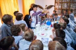 Incursiune în lumea ştiinţei pentru elevii din Arad