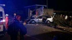 Accident sângeros în Italia! Cinci români, victimele unui accident devastator! Doi minori decedaţi – FOTO