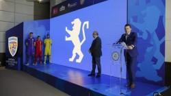 Moment istoric în fotbalul românesc! FRF schimbă stema Echipei Naţionale