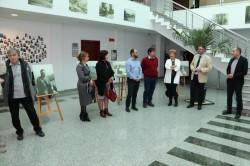 Expoziţie dedicată Ţinutului Hălmagiului la Consiliul Judeţean Arad