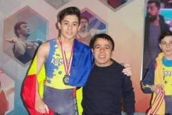 Tinerii halterofili de la CSM Arad şi-au mai adăugat în cont opt medalii, la final de sezon