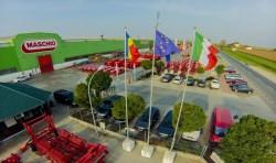 Accident mortal la locul de muncă! Un angajat al fabricii Maschio Gaspardo a fost zdrobit de un motostivuitor
