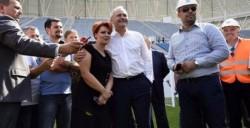 Stadionul din Craiova construit de Olguţa Vasilescu din bani publici, dat în folosinţă exclusivă unui club privat pentru 11 ani!