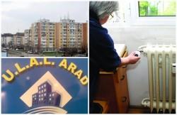 U.L.A.L. Arad, precizări importante pentru arădeni odată cu începerea furnizării energiei termice
