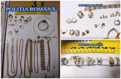 """Captură uluitoare în dosarul """"Diplome de licenţă fără studii""""! Poliţiştii au confiscat diamante, perle, sute de grame de aur şi aproape 100.000 euro"""