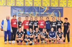 Handbal feminin: Crişul Chişineu Criş - CS Dacia Mioveni 2012
