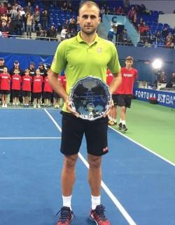 Marius Copil a pierdut finala turneului de la Bratislava. Vezi ce loc ocupă în clasamentul ATP