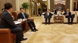 Aeroportul, spitalul şi investiţiile, pe agenda discuţiilor din China