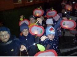 LATERNENFEST – Parada Lampioanelor la Şcoala Gimnazială Aurel Vlaicu