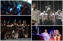 Încă cinci zile, Festivalul de Teatru Clasic continuă seria poveştilor clasice de seară la Arad