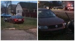 Accident cu două victime pe drumul dintre Frumușeni și Zăbrani