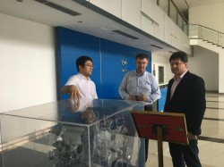 Iustin Cionca: După modelul din Hainan, să suţinem start-upurile în domeniul IT care promovează judeţul Arad!