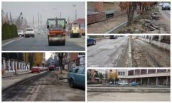 Ce străzi se mai repară în Arad: vizită pe şantiere