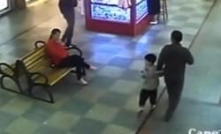 Și-a găsit din întâmplare într-un mall, băiețelul răpit în urmă cu 9 luni