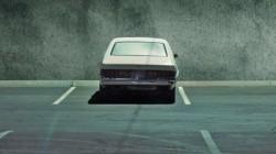 Şi-a găsit maşina uitată într-o parcare, în urmă cu 20 de ani