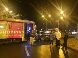 Accident rutier cu scandal în intersecţie la Podgoria