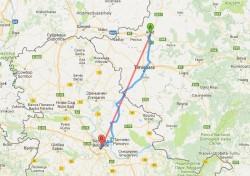 O nouă autostradă ar putea lega oraşul Arad de capitala Serbiei