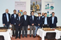 Vados se menţine în Superliga Naţională de Şah