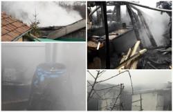 Tragedie evitată la Chişineu- Criş. Pompierii au reuşit să stingă un incendiu înainte ca focul să se extindă la două locuinţe