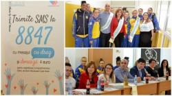 """""""Cu drag pentru viitor"""" : Campania continuă pentru secţia de Boli Infecțioase Copii-donează şi tu prin sms la 8847!"""