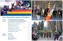 Ziua Națională a României sărbătorită la Arad cu spectacole și filme