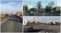 Ocoliţi ieşirea spre Vladimirescu! Trafic infernal!