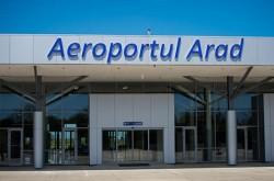 Asociaţia Economică Germano-Română DRW Arad preia iniţiativa pentru dezvoltarea Aeroportului Arad