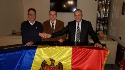 Arădeanul Antoniu Martin, acorduri diplomatice în Republica Moldova