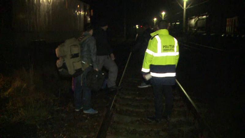 ȘOCANT. Bărbat tăiat de tren în Arad. Sinucidere sau accident?