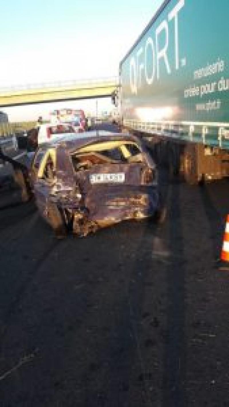 O tânără studentă și-a pierdut viața într-un tragic accident de circulație