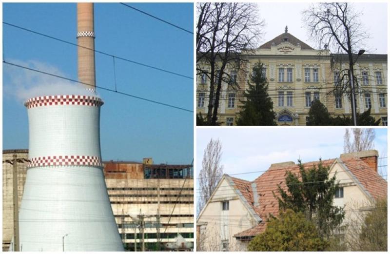 Gaura neagră numită CET Arad înghite banii de renovare a Unităţii Militare din Gai şi a Colegiului Naţional Preparandia- Dimitrie Ţichindeal