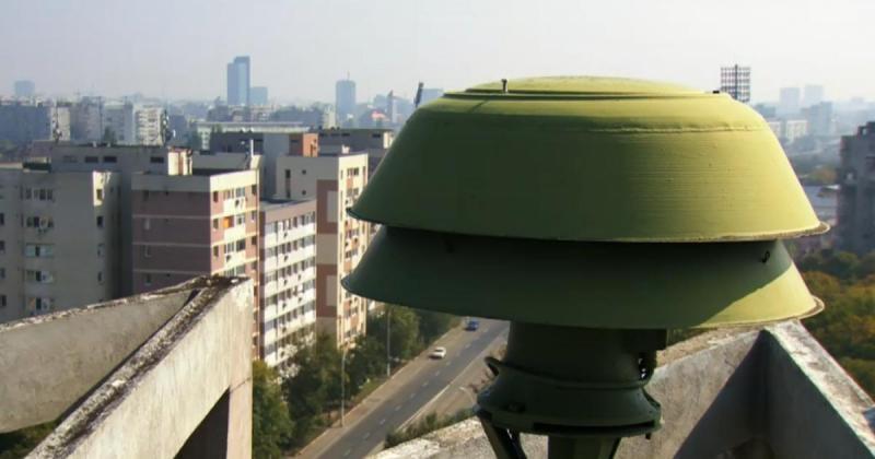 Sirenele vor răsuna din nou în municipiul Arad