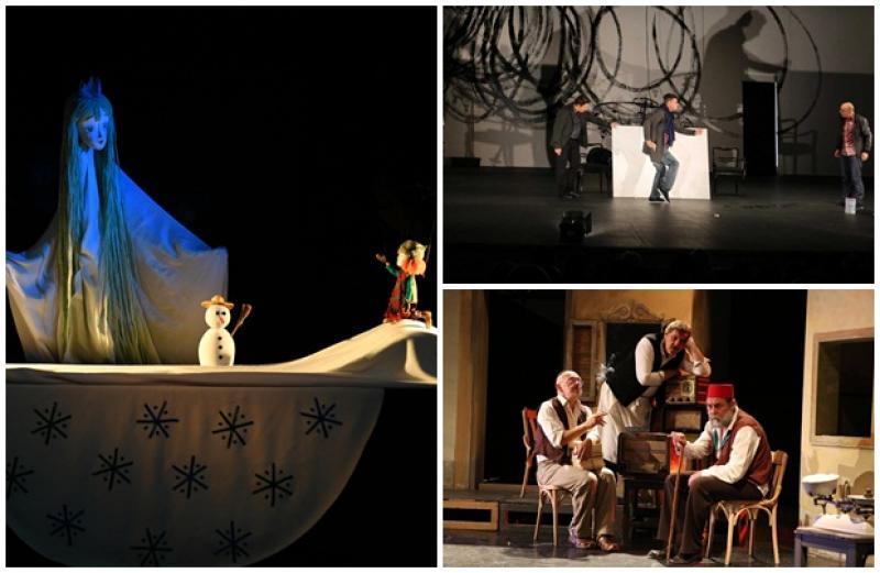 """Tentații teatrale de weekend la Teatrul Clasic """"Ioan Slavici"""" Arad"""