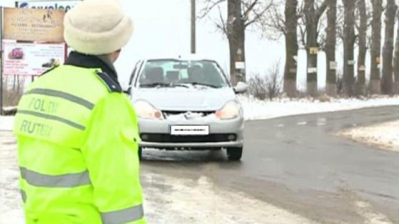 A nins cu amenzi în Arad! Poliţiştii arădeni au împărţit aproape 400 de sancţiuni şoferilor arădeni