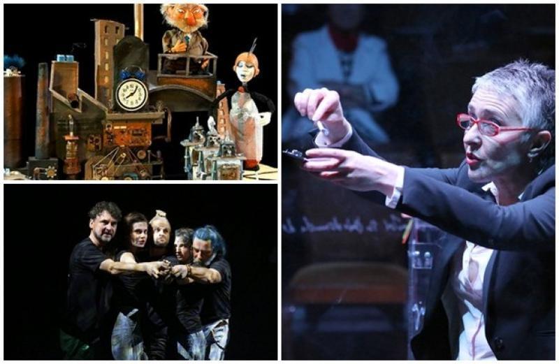 """O lună plină de teatru, la Teatrul Clasic  """"Ioan Slavici"""""""