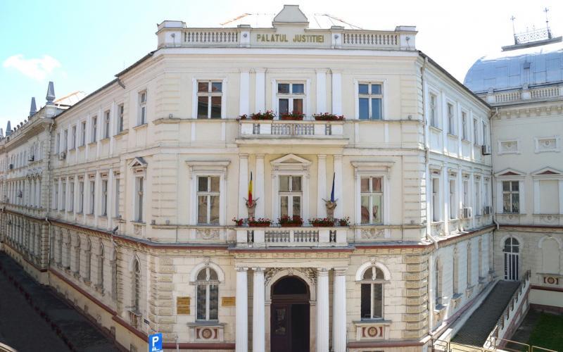 Tribunalul Arad va funcţiona după un nou program, începând de săptămâna viitoare