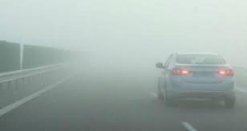 ATENȚIE șoferi ! Cod Galben de ceață, joi dimineața în județele Arad și Timiș
