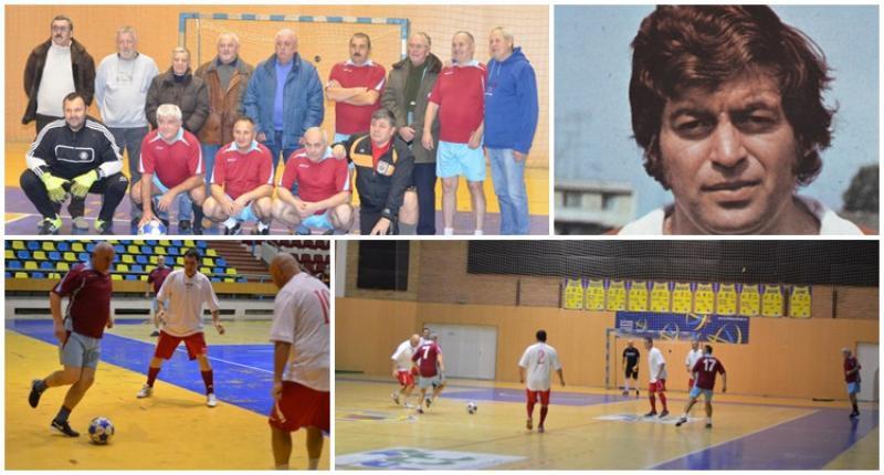 Zi dedicată memoriei lui Ladislau Brosovszky,  golgheterului all-time al Campioanei Provinciei