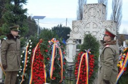Corifeii marii uniri comemoraţi la Arad la 1 an înaintea centenarului Marii Uniri de la 1918