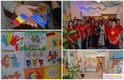 Ziua Națională a României, sărbătorită şi la Grădinița Prieteniei