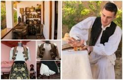 """Satul Covăsânţ la ceas de sărbătoare! Se împlinesc  4 ani de la înfiinţarea Muzeului Etnografic """"Alexandru Chiş"""", singurul Muzeu Etnografic din Judeţul Arad!"""