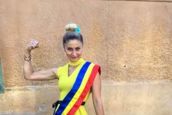 Irina Onescu, primăriţa comunei Petriş, pe locul 3 în Top 100 cele mai de succes femei din România!