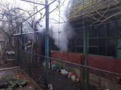 Un bărbat a fost găsit carbonizat în casă