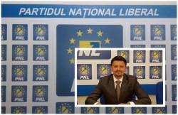"""Ionel Bulbuc (PNL):  """"Guvernul PSD investește în Medgidia, Vulcan, Turda. Aradul este tăiat de la bugetul de stat!"""""""