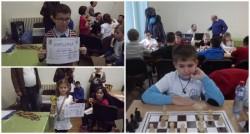"Premii la șah la ""Cupa Orașului Nadlac"""
