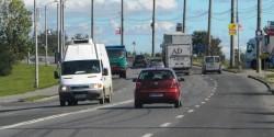 Aproape 40% din autovehiculele de mare tonaj verificate nu au autorizații de acces pentru municipiul Arad