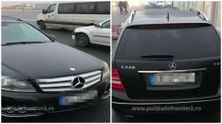 Un Mercedes de 15.000 de euro furat în Germania descoperit la Vama Nădlac